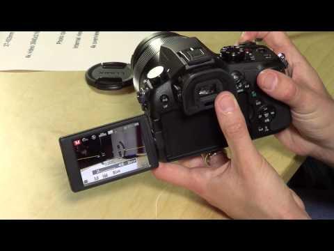 Panasonic Lumix FZ-1000 Camera Review - 4k Video Samples, Image Quality, and More