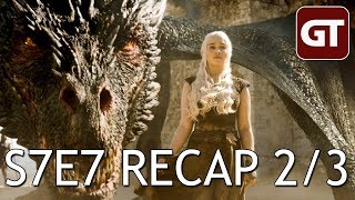Thumbnail für Game of Thrones S7E7 Recap 2/3: Finale! - GoT Talk German / Deutsch