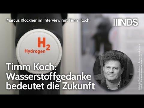 Timm Koch: Wasserstoffgedanke bedeutet die Zukunft | NachDenkSeiten-Podcast | 09.07.2020