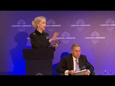 CCC2012: Energy Perspectives on the Greater Caspian Region