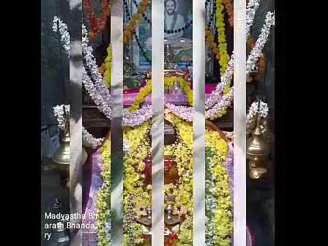 Bhagavaan Sadguru Sridhara Swami Aaarathi Haadu.....