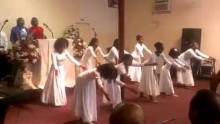 "Praise Dance: ""Everybody Clap Your Hands"" by Joshua"