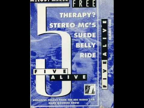 Five Alive (Melody Maker) - 02 Ride - Ride On Time (BBC Session)