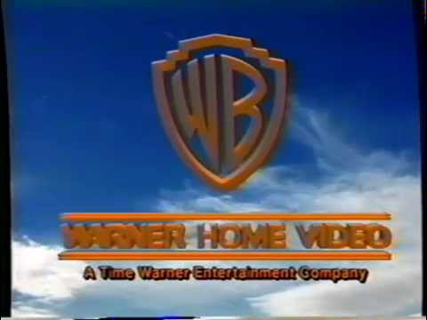 Warner Home Video 1994 Company Logo Vhs Capture Youtube