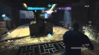 Batman: Arkham Origins Predator Multiplayer Gameplay (Predator Gameplay)