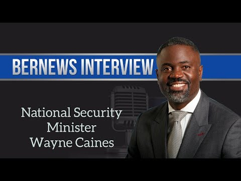 Interview With Minister Wayne Caines, Sept 18 2017