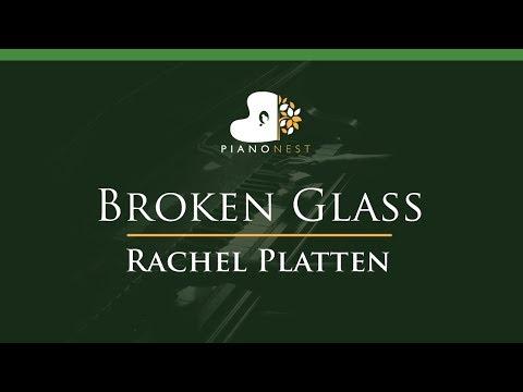 Rachel Platten - Broken Glass - LOWER Key (Piano Karaoke / Sing Along)