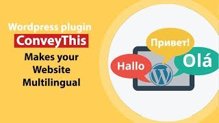 How to Translate WordPress Website Tutorial For Free - Step by Step(, 2018-02-22T17:03:53.000Z)