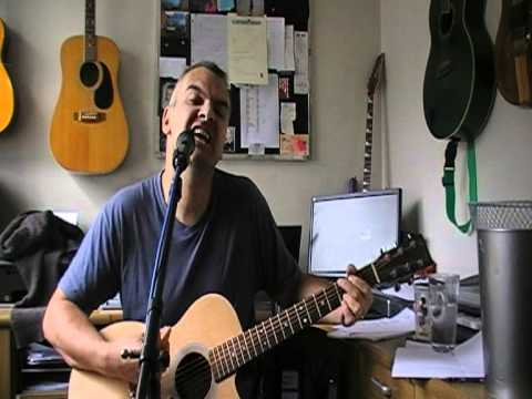 Radiohead Acoustic - Thinking About You - Ian Booker Cover