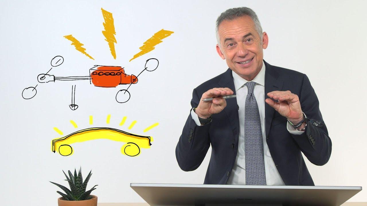 Drawing the Future of Supercars With Lamborghini's Maurizio Reggiani