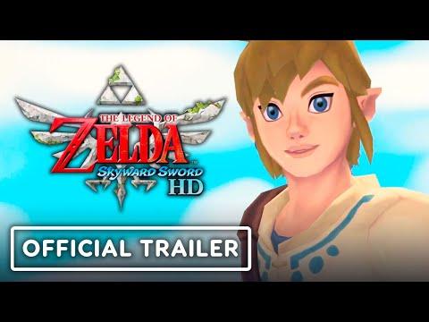 The Legend of Zelda: Skyward Sword HD - Official Announcement Trailer | Nintendo Direct