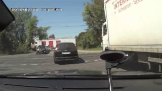 ДТП в Ногинске 08.07.2012 часть 1.MOV