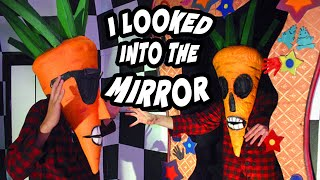 Radioactive Chicken Heads - I Looked Into The Mirror music video