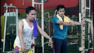 Anwar Gak Kuat Latihan Fitnes - Highlight Kecil Kecil Mikir Jadi Manten Eps 64