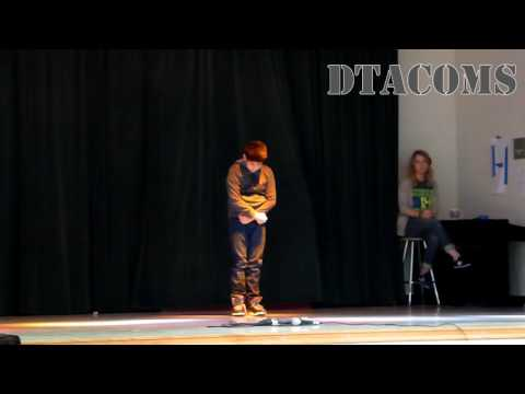 5th Grade Talent Show | Animals + #thatPOWER / Dave's Just Dance mix