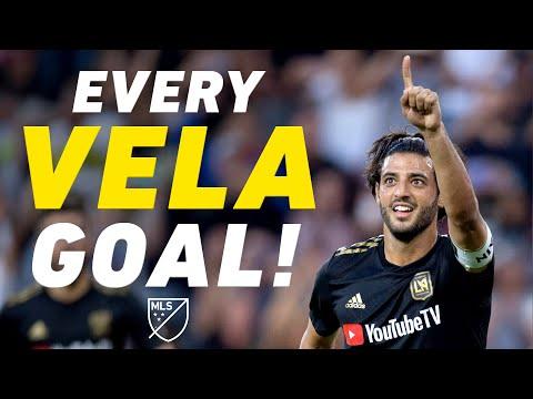EVERY CARLOS VELA GOAL In His Record Breaking MLS Season!