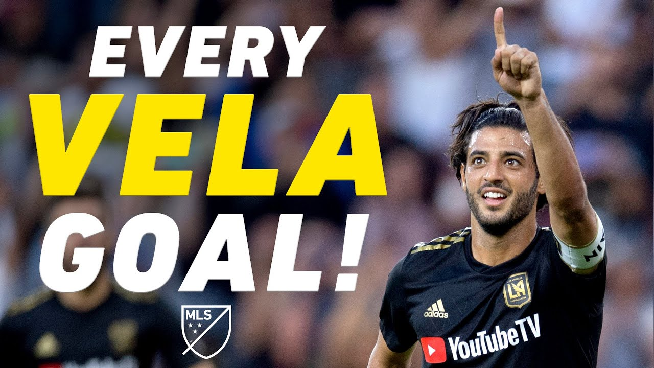 EVERY CARLOS VELA GOAL In His Record Breaking MLS Season!