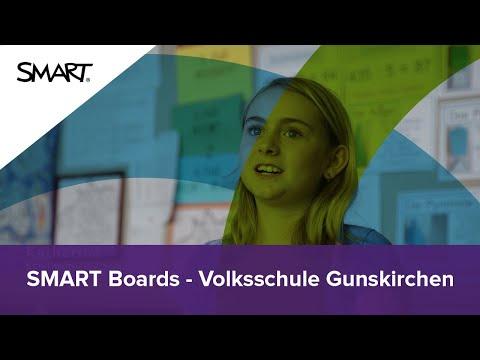 SMART Boards an der Volksschule Gunskirchen