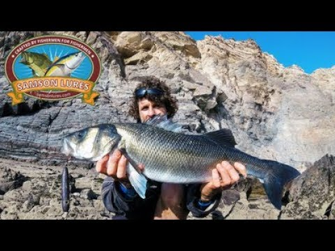 Summer Holiday Bass Fishing In Portugal -Pt 1- How To Catch Bass On Lures- Keep Your Marriage Intact