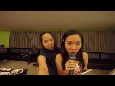 Karaoke Night at Grand Tower   Uncut!