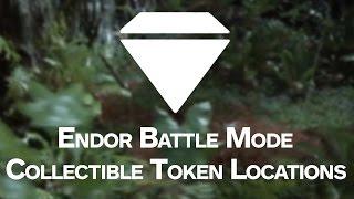 Star Wars Battlefront Walkthrough - Endor Battle Collectible Token Locations