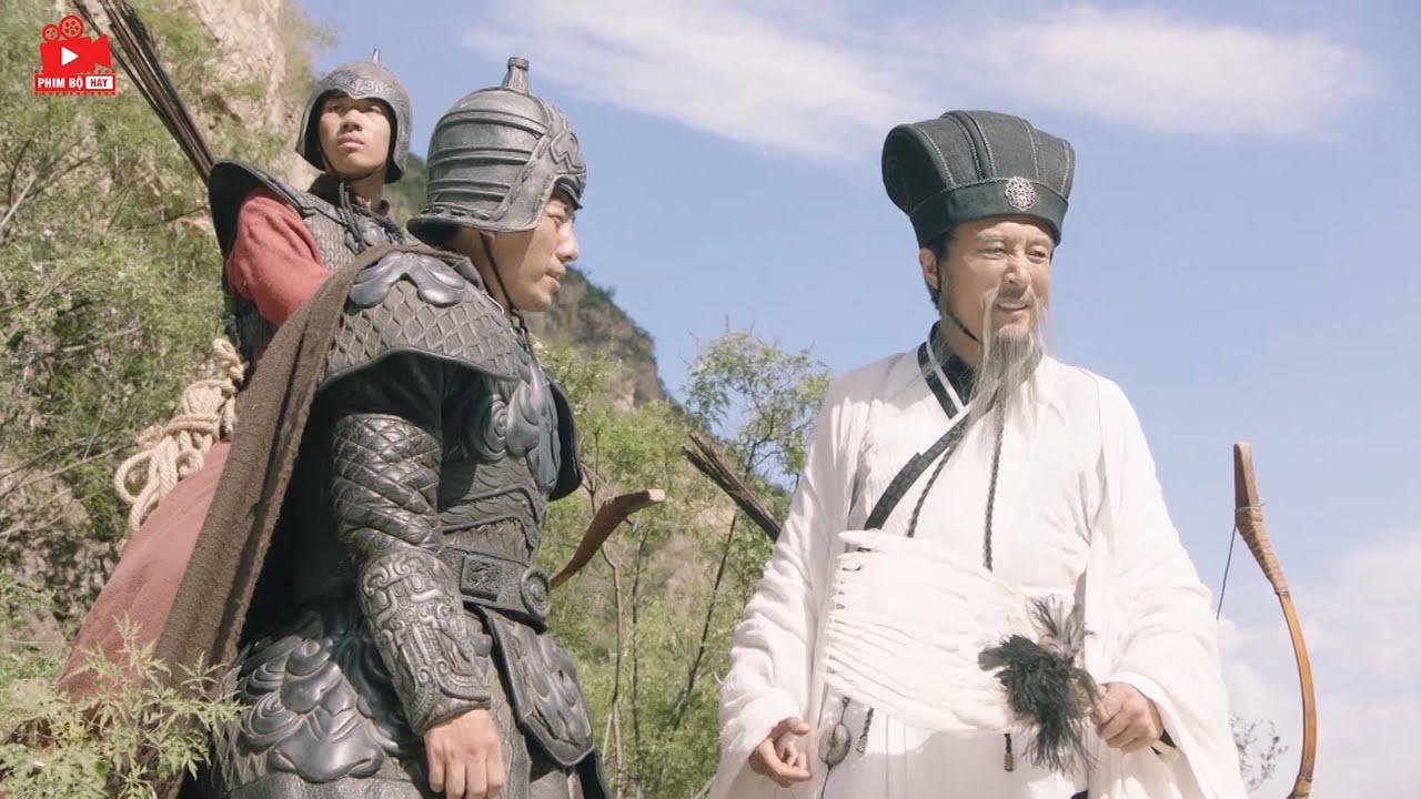 Gia Cát Lượng Hợp Tác Đông Ngô San Bằng 30 Vạn Đại Quân Tào Nguỵ Thế Nào | Quân Sư Kỳ Tài