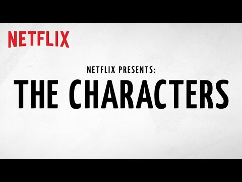 Netflix's newest comedy is The Characters, and it looks super weird