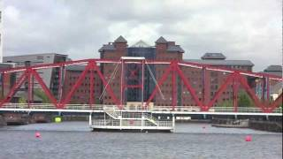 Salford Quays, Greater Manchester - 7th September, 2011