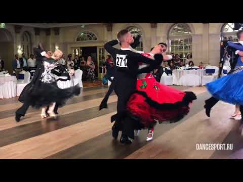 Roman Bogoslovsky - Nikol Konchak, RUS, Final English Waltz