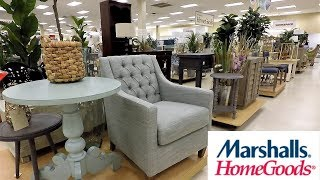 MARSHALLS HOME GOODS SPRING 2019 HOME DECOR - SHOP WITH ME SHOPPING STORE WALK THROUGH 4K