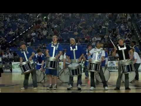 Curtis High School band