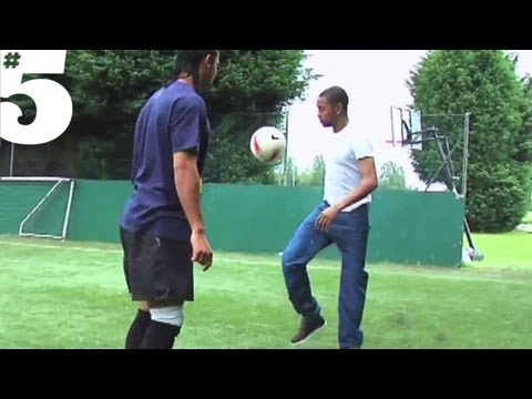 Robinho Freestyle Skills | #5 Players Lounge