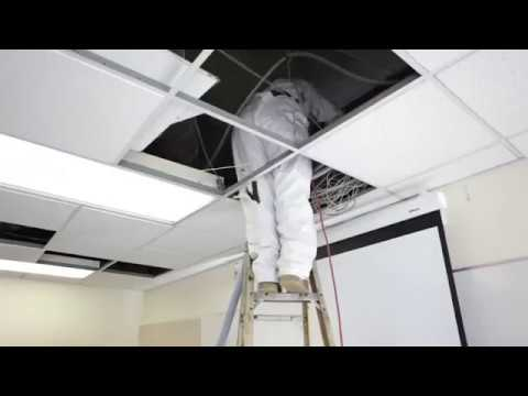 San Juan Commercial, Retail, Industrial Air Duct Cleaning & HVAC Cleaning