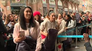 """""""Primark assassine, Toulouse complice"""" : des manifestants protestent contre l'ouverture du magasin"""