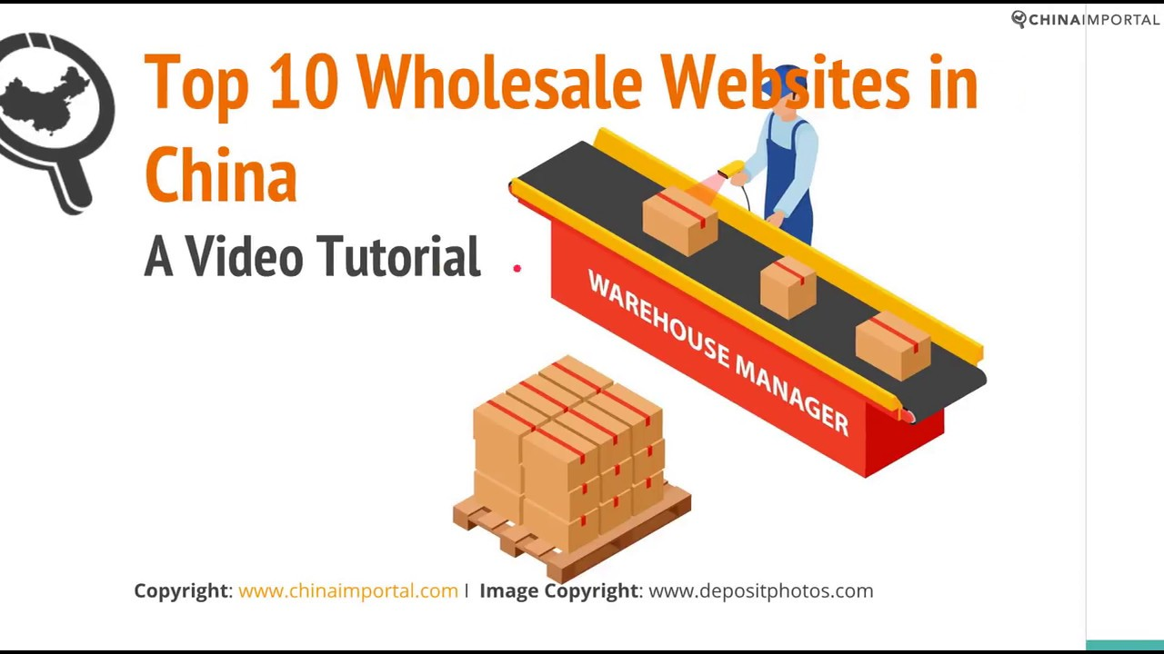 Top 10 Wholesale & Dropshipping Websites in China 2019