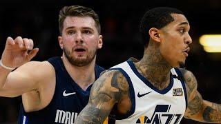 Dallas Mavericks vs Utah Jazz Full Game Highlights | January 25, 2019-20 NBA Season