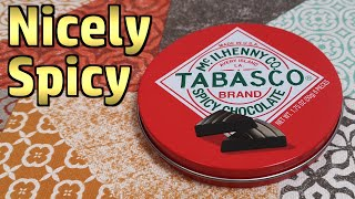 Tabasco Spicy Chocolate - Weird Stuff In A Can #129
