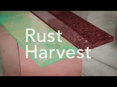 "Yuma Kano Discusses the Magical Process of ""Rust Harvesting"""