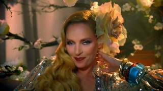 Schweppes TV Spot - Uma Thurman (Aired in Europe in 2011)