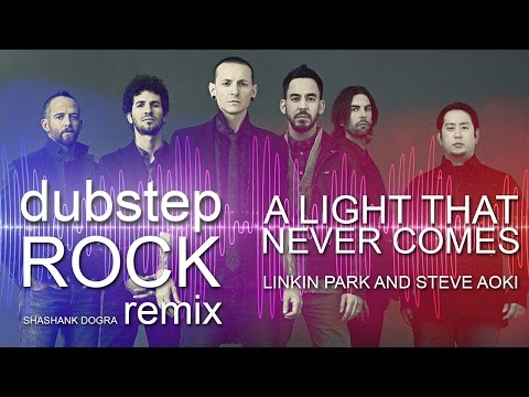 linkin park a light that never comes full version