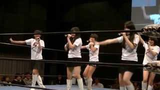 プロレスリング・ファイブ6th 2013年3月24日(日) THEATRE1010 <プロ...