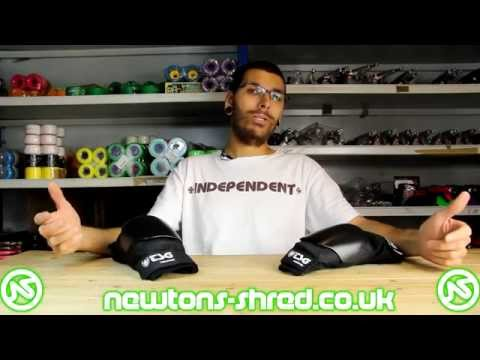 TSG Longboard D3O Knee Pads Review - London Shop UK