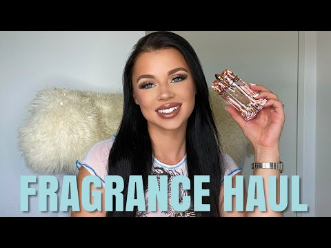 FRAGRANCE HAUL ! Yes, I Did It Again... (BLIND BUYS)