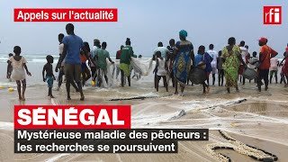 Sénégal : les recherches sur