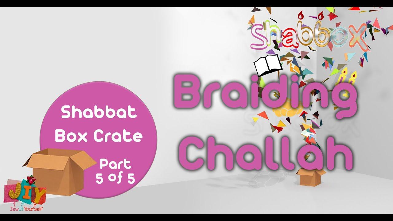 Braiding Challah
