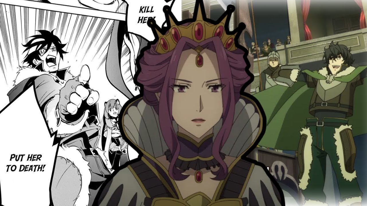 How The Shield Hero Anime Destroyed The Queen To Save Naofumi S Soul Ep 21 Recap And Analysis Youtube