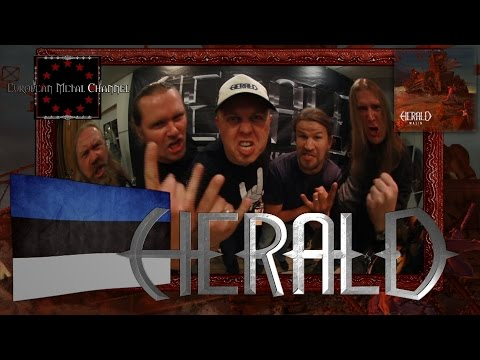 "HERALD presents -Masin- on ""European Metal Channel"" [FULL ALBUM STREAM]"