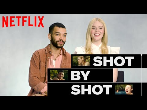 Elle Fanning and Justice Smith Break Down a Scene From All The Bright Places | Netflix