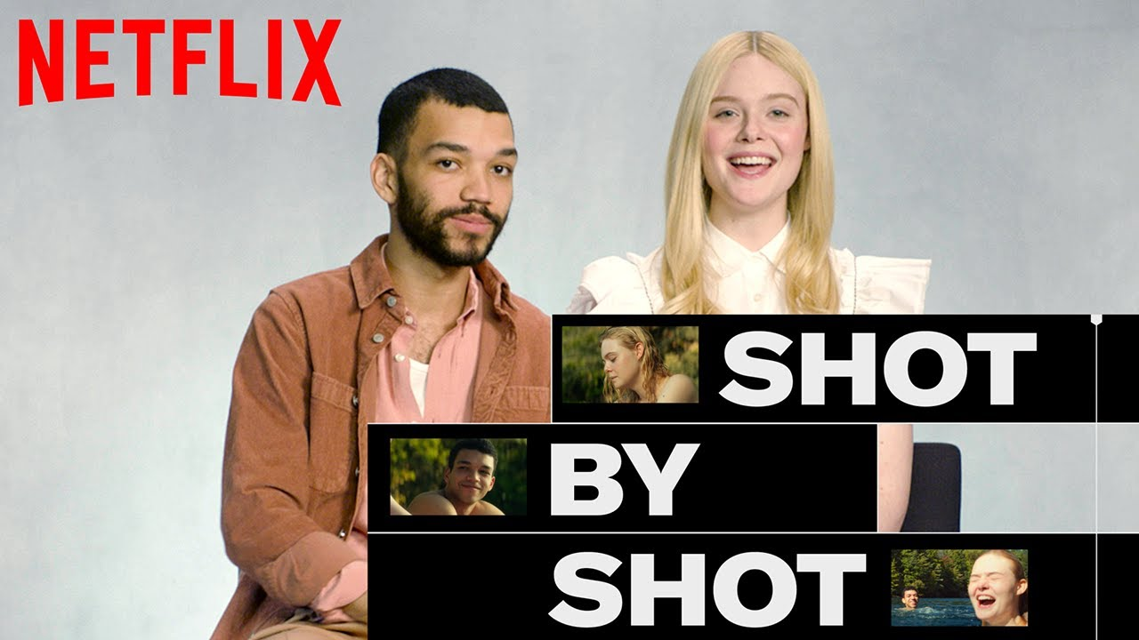 Download Elle Fanning and Justice Smith Break Down a Scene From All The Bright Places   Netflix