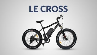 VTT électrique Weebike Le Cross